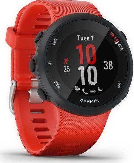 Horloge Garmin Garmin Forerunner 45 Optic Red