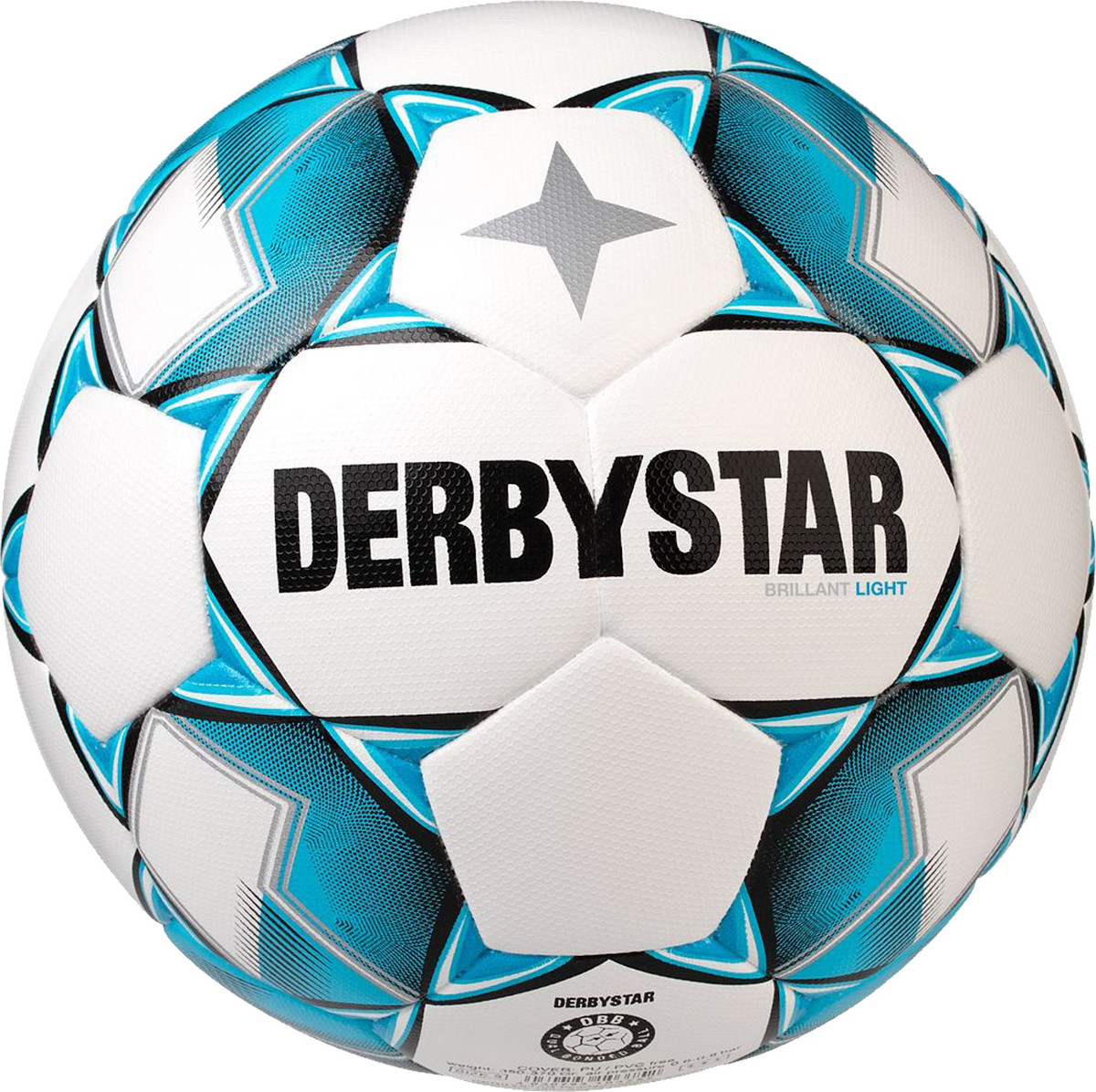 Bal Derbystar Brilliant Light DB v20 350g training ball