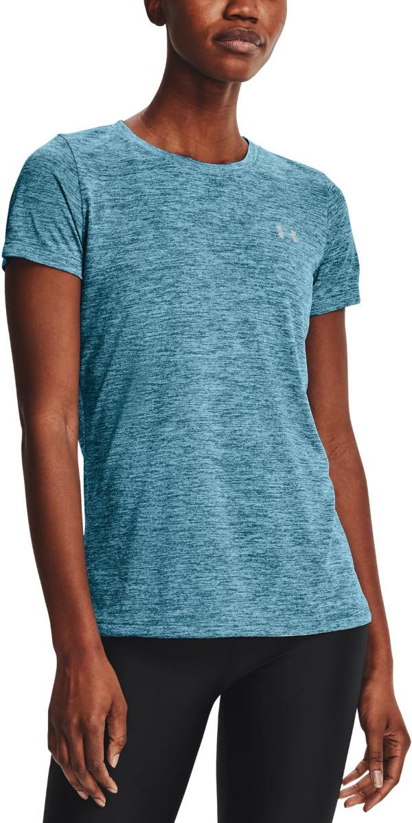 T-shirt Under Armour Tech SSC - Twist-BLU